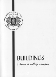 Page 9, 1960 Edition, Jacksonville State University - Mimosa Yearbook (Jacksonville, AL) online yearbook collection