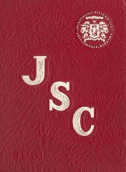 Jacksonville State University - Mimosa Yearbook (Jacksonville, AL) online yearbook collection, 1961 Edition, Page 1