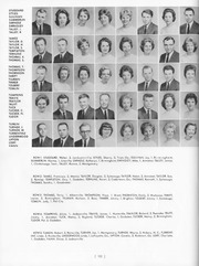 Page 104, 1962 Edition, Jacksonville State University - Mimosa Yearbook (Jacksonville, AL) online yearbook collection