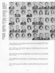 Page 98, 1962 Edition, Jacksonville State University - Mimosa Yearbook (Jacksonville, AL) online yearbook collection