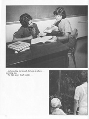 Page 12, 1981 Edition, Jacksonville State University - Mimosa Yearbook (Jacksonville, AL) online yearbook collection