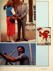 Page 7, 1987 Edition, Jacksonville State University - Mimosa Yearbook (Jacksonville, AL) online yearbook collection