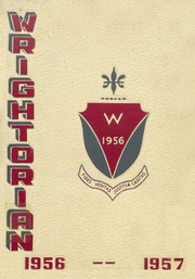 1957 Edition, Wright School for Girls - Wrightorian Yearbook (Mobile, AL)