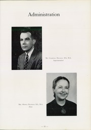 Page 17, 1958 Edition, Wright School for Girls - Wrightorian Yearbook (Mobile, AL) online yearbook collection