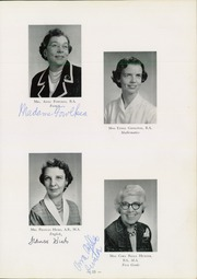Page 19, 1958 Edition, Wright School for Girls - Wrightorian Yearbook (Mobile, AL) online yearbook collection