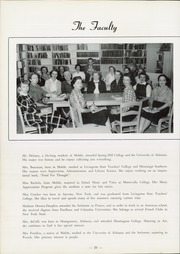 Page 24, 1958 Edition, Wright School for Girls - Wrightorian Yearbook (Mobile, AL) online yearbook collection