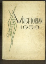 1959 Edition, Wright School for Girls - Wrightorian Yearbook (Mobile, AL)