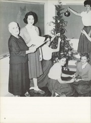 Page 12, 1960 Edition, Wright School for Girls - Wrightorian Yearbook (Mobile, AL) online yearbook collection