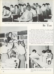 Page 14, 1960 Edition, Wright School for Girls - Wrightorian Yearbook (Mobile, AL) online yearbook collection