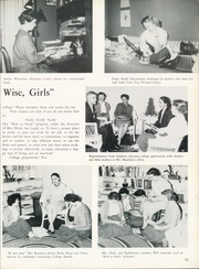 Page 15, 1960 Edition, Wright School for Girls - Wrightorian Yearbook (Mobile, AL) online yearbook collection