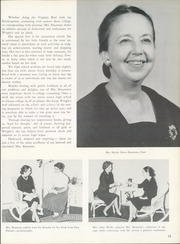Page 17, 1960 Edition, Wright School for Girls - Wrightorian Yearbook (Mobile, AL) online yearbook collection