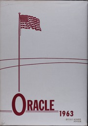 1963 Edition, Madison Academy - Oracle Yearbook (Huntsville, AL)