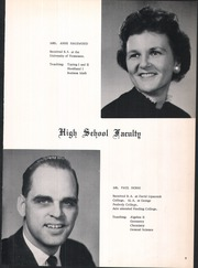 Page 13, 1963 Edition, Madison Academy - Oracle Yearbook (Huntsville, AL) online yearbook collection
