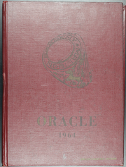 1964 Edition, Madison Academy - Oracle Yearbook (Huntsville, AL)