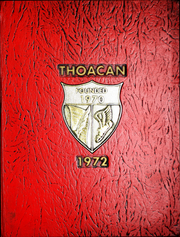1971 Edition, Thomasville Academy - Thoacan Yearbook (Thomasville, AL)