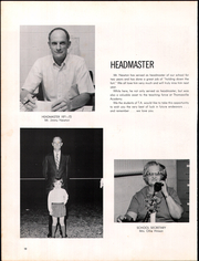 Page 16, 1971 Edition, Thomasville Academy - Thoacan Yearbook (Thomasville, AL) online yearbook collection