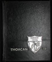 1973 Edition, Thomasville Academy - Thoacan Yearbook (Thomasville, AL)