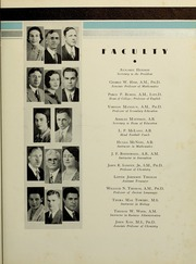 Page 17, 1932 Edition, Samford University - Entre Nous Yearbook (Birmingham, AL) online yearbook collection