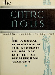 Page 7, 1932 Edition, Samford University - Entre Nous Yearbook (Birmingham, AL) online yearbook collection