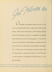 Page 10, 1940 Edition, Samford University - Entre Nous Yearbook (Birmingham, AL) online yearbook collection