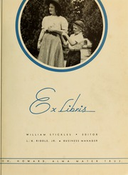 Page 5, 1940 Edition, Samford University - Entre Nous Yearbook (Birmingham, AL) online yearbook collection