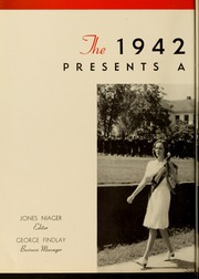 Page 8, 1942 Edition, Samford University - Entre Nous Yearbook (Birmingham, AL) online yearbook collection