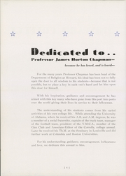 Page 10, 1944 Edition, Samford University - Entre Nous Yearbook (Birmingham, AL) online yearbook collection