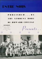 Page 7, 1944 Edition, Samford University - Entre Nous Yearbook (Birmingham, AL) online yearbook collection