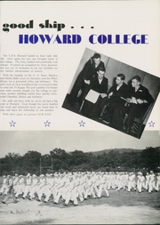 Page 9, 1944 Edition, Samford University - Entre Nous Yearbook (Birmingham, AL) online yearbook collection