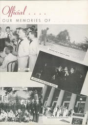 Page 13, 1946 Edition, Samford University - Entre Nous Yearbook (Birmingham, AL) online yearbook collection