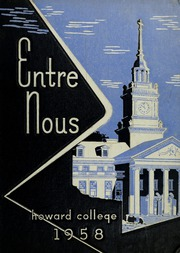 Samford University - Entre Nous Yearbook (Birmingham, AL) online yearbook collection, 1958 Edition, Page 1