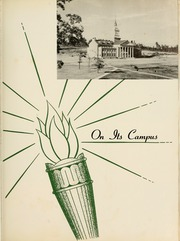 Page 13, 1960 Edition, Samford University - Entre Nous Yearbook (Birmingham, AL) online yearbook collection