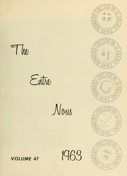 Page 5, 1963 Edition, Samford University - Entre Nous Yearbook (Birmingham, AL) online yearbook collection