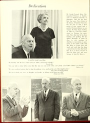 Page 12, 1966 Edition, Samford University - Entre Nous Yearbook (Birmingham, AL) online yearbook collection