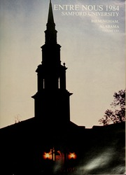 Page 5, 1984 Edition, Samford University - Entre Nous Yearbook (Birmingham, AL) online yearbook collection
