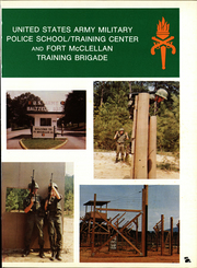Page 5, 1979 Edition, US Army Training Center - Yearbook (Fort McClellan, AL) online yearbook collection