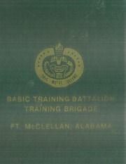 1980 Edition, US Army Training Center - Yearbook (Fort McClellan, AL)
