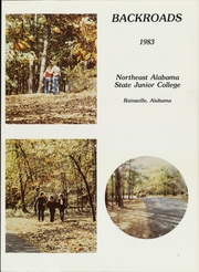 Page 5, 1983 Edition, Northeast Alabama Community College - Mustang Yearbook (Rainsville, AL) online yearbook collection