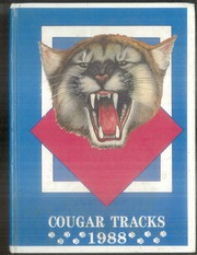 1988 Edition, Theodore Middle School - Cougar Tracks Yearbook (Theodore, AL)