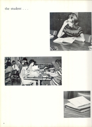 Page 10, 1971 Edition, University of Alabama School of Nursing - Pectoris Yearbook (Birmingham, AL) online yearbook collection