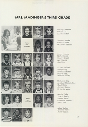 Page 17, 1981 Edition, Brookville Elementary School - Bears Yearbook (Graysville, AL) online yearbook collection