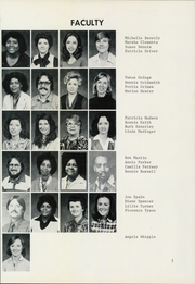 Page 7, 1981 Edition, Brookville Elementary School - Bears Yearbook (Graysville, AL) online yearbook collection