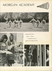 Page 7, 1972 Edition, John T Morgan Academy - Forum Yearbook (Selma, AL) online yearbook collection