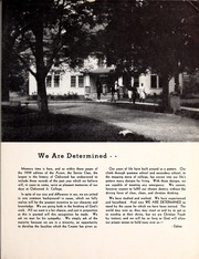 Page 3, 1939 Edition, Oakwood University - Acorn Yearbook (Huntsville, AL) online yearbook collection