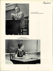 Page 36, 1968 Edition, Oakwood University - Acorn Yearbook (Huntsville, AL) online yearbook collection