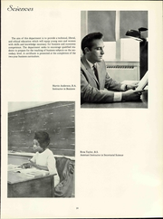 Page 37, 1968 Edition, Oakwood University - Acorn Yearbook (Huntsville, AL) online yearbook collection