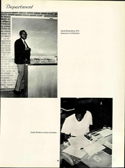 Page 39, 1968 Edition, Oakwood University - Acorn Yearbook (Huntsville, AL) online yearbook collection