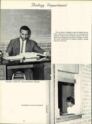 Page 40, 1968 Edition, Oakwood University - Acorn Yearbook (Huntsville, AL) online yearbook collection