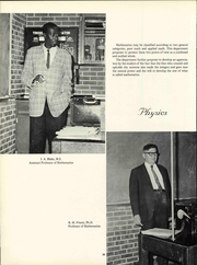 Page 42, 1968 Edition, Oakwood University - Acorn Yearbook (Huntsville, AL) online yearbook collection