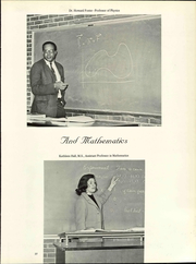 Page 43, 1968 Edition, Oakwood University - Acorn Yearbook (Huntsville, AL) online yearbook collection